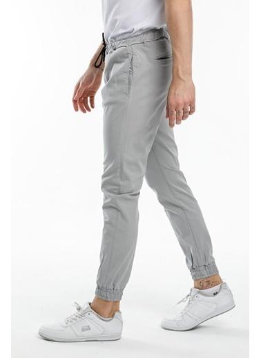 Slazenger Slazenger RUSSEL Kanvas Erkek Pantolon  Gri